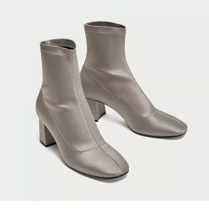 NEW Zara Booties Size 40